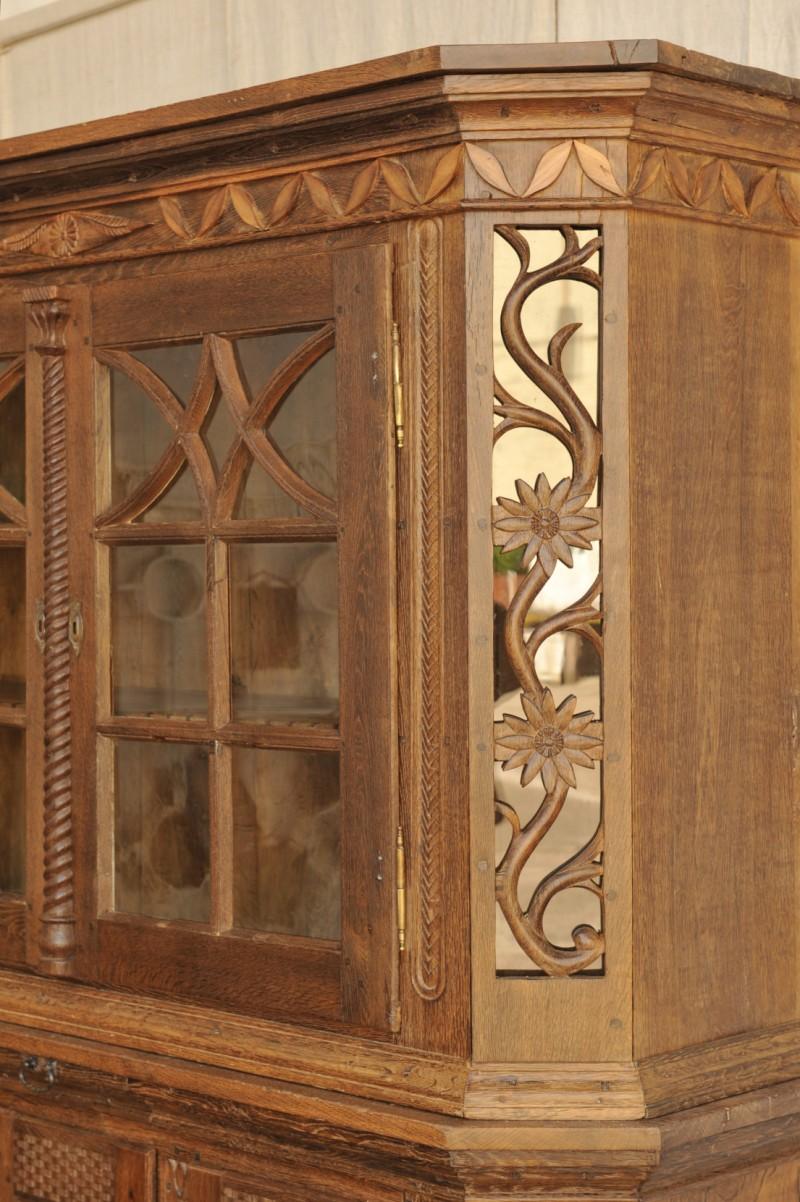 barock anrichte mit aufsatz 1143 5. Black Bedroom Furniture Sets. Home Design Ideas