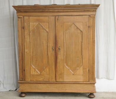 barock schrank eiche verkauft antik im hof. Black Bedroom Furniture Sets. Home Design Ideas