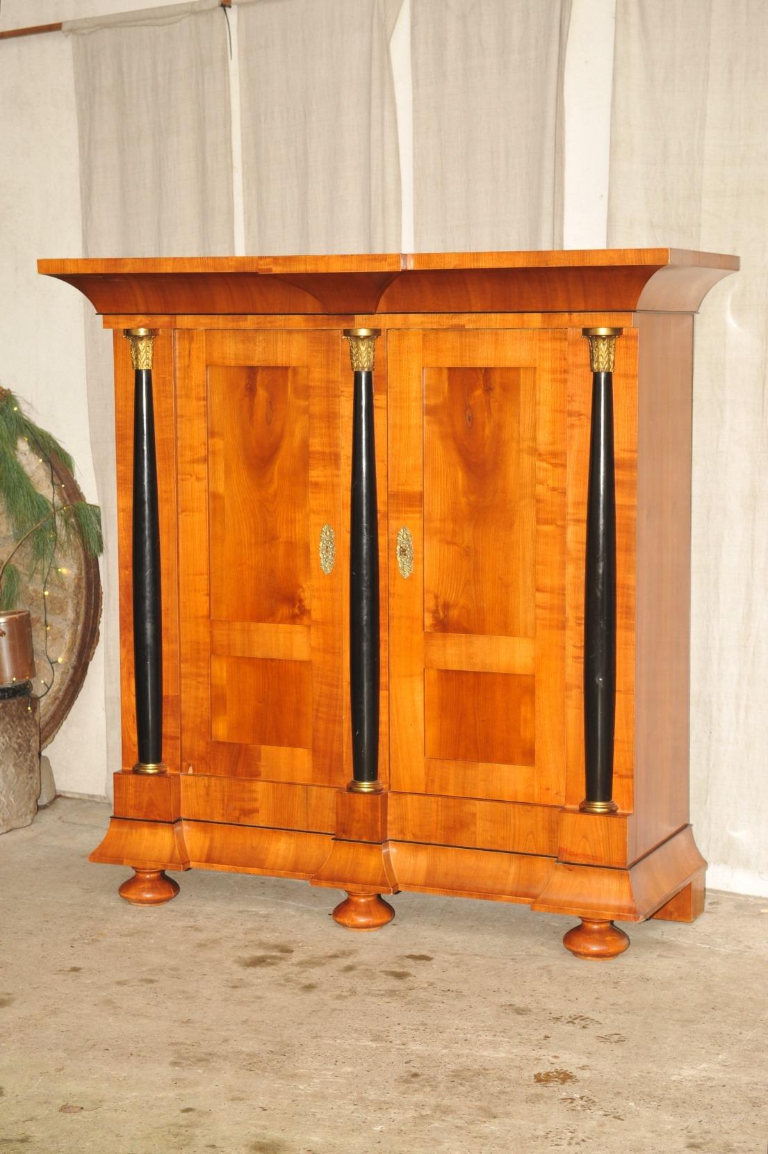 best biedermeier schrank kirschbaum images. Black Bedroom Furniture Sets. Home Design Ideas