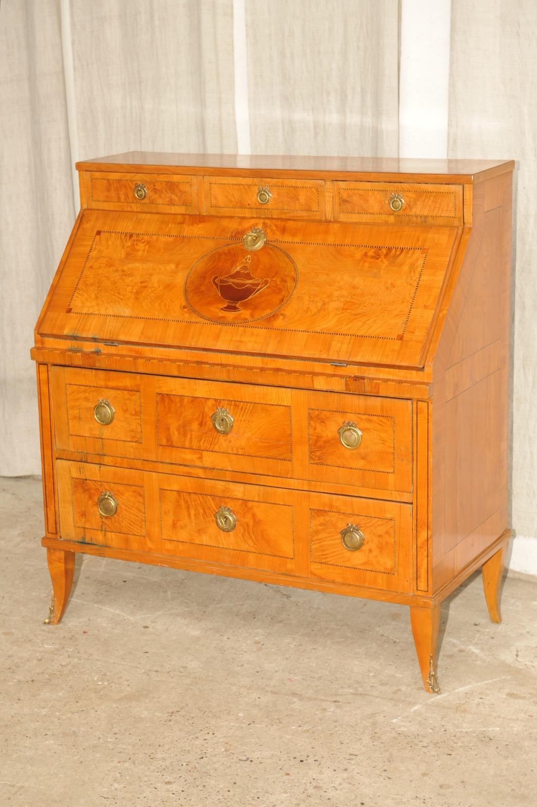 louis xvi sekret r esche antik im hof. Black Bedroom Furniture Sets. Home Design Ideas