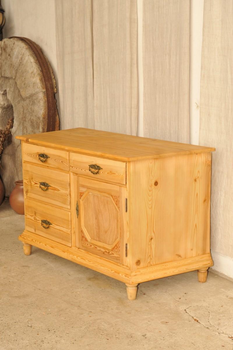 kommode anrichte antik weichholz antik im hof. Black Bedroom Furniture Sets. Home Design Ideas