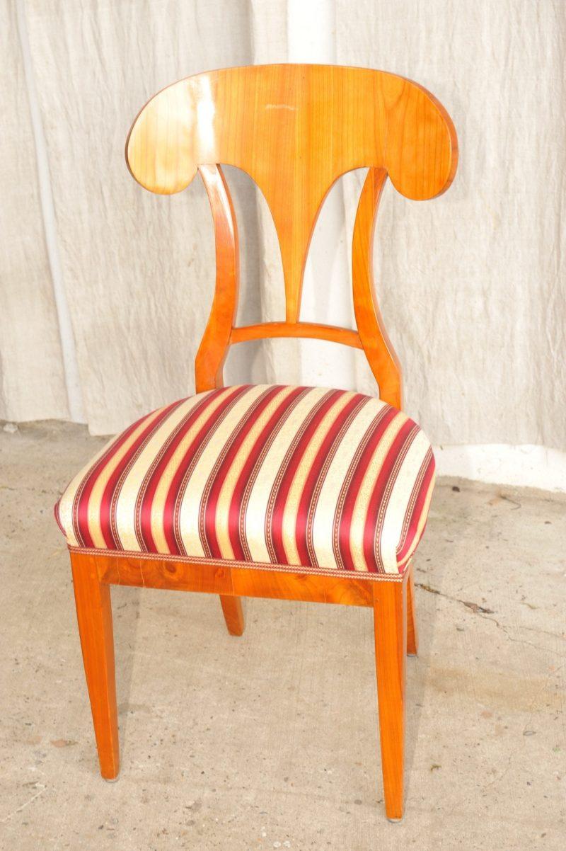 Biedermeier Stühle Kirsche