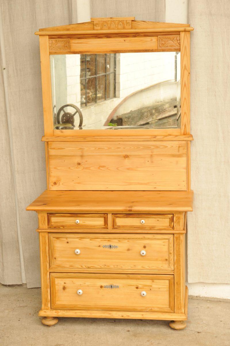 jugendstil kommode mit spiegel antik kommode anrichte gr nderzeit jugendstil um aus eiche mit. Black Bedroom Furniture Sets. Home Design Ideas