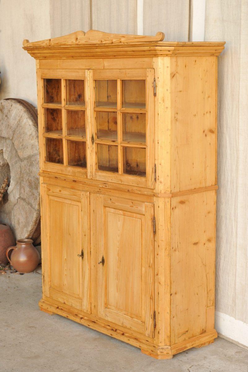 biedermeier anrichte mit aufsatz antik im hof anrichte mit aufsatzvitrine biedermeier. Black Bedroom Furniture Sets. Home Design Ideas