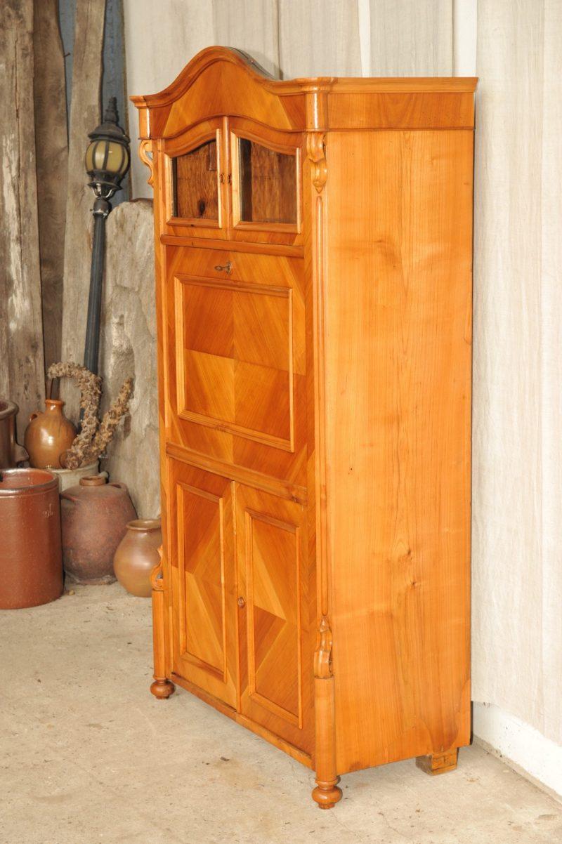 sekret r antik kirsche louis philippe antik im hof. Black Bedroom Furniture Sets. Home Design Ideas