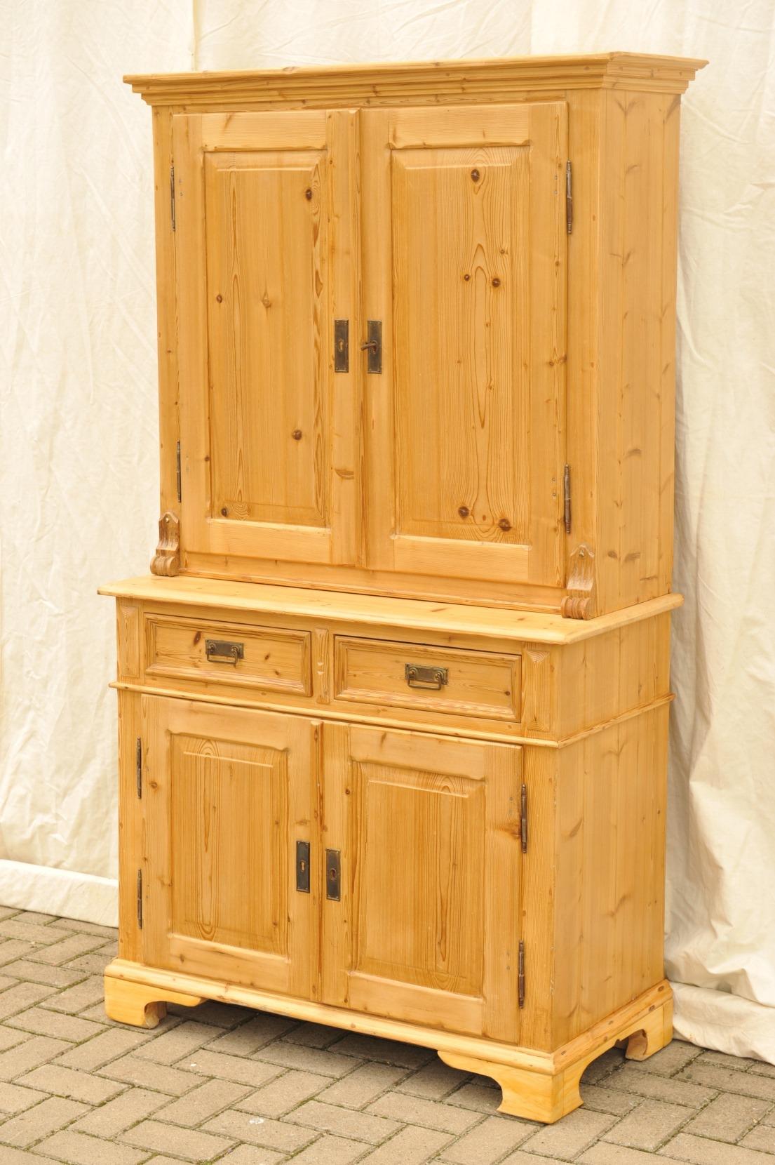 Kleiner kuchenschrank wirtschaftsschrank antik antik im hof for Küchenschrank antik