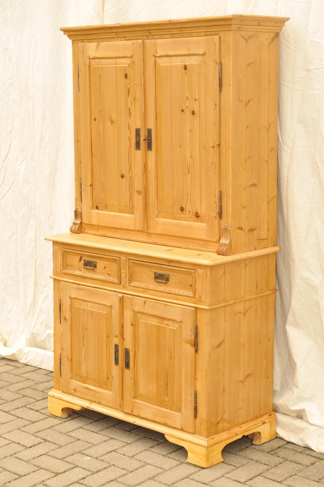 kleiner k chenschrank wirtschaftsschrank antik antik im hof antiker k chenschrank. Black Bedroom Furniture Sets. Home Design Ideas