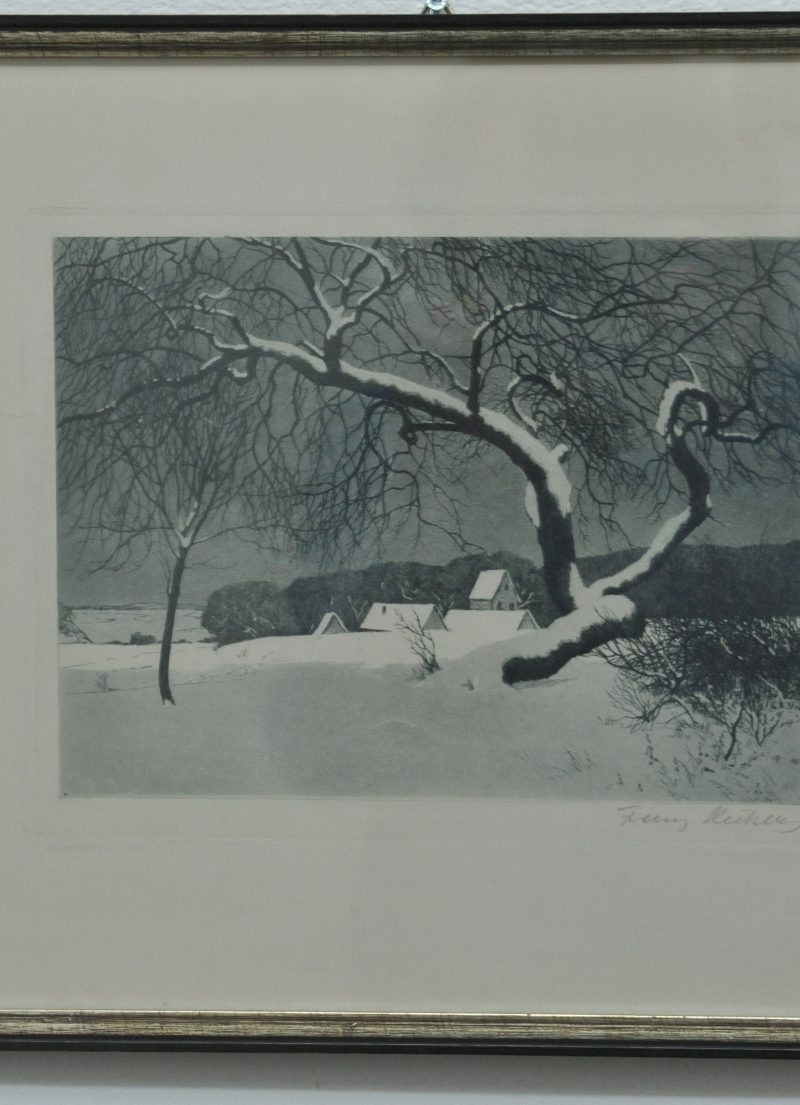 Franz_Hecker_Winter_Radierung_2778