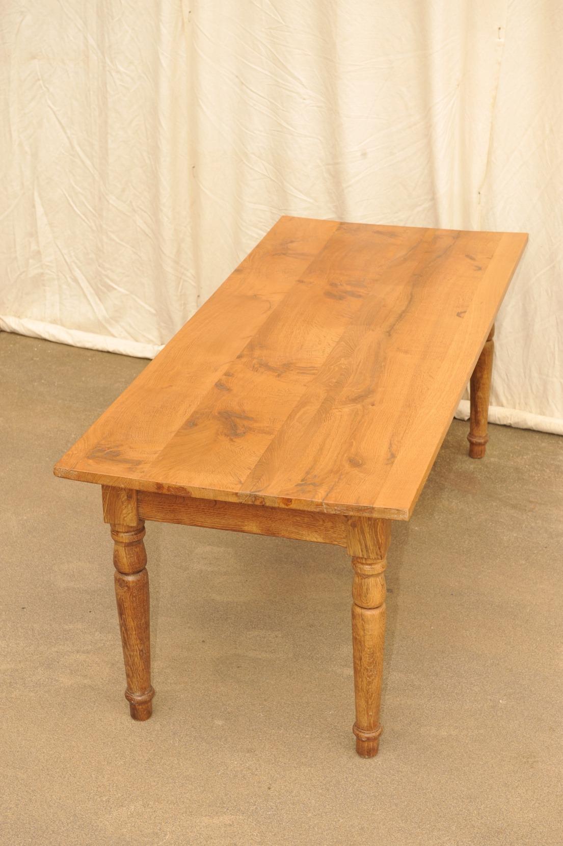 Großer Antiker Tisch Eiche Antik Im Hof Antiker Esstisch
